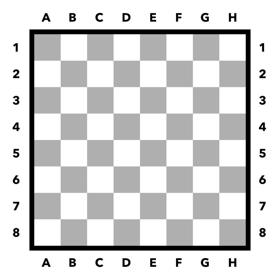 schackbräde